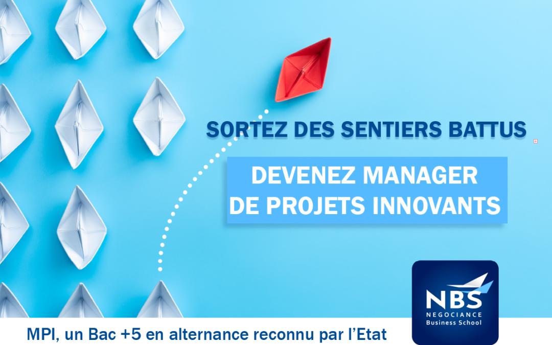 cDevenir Manager de Projets Innovants
