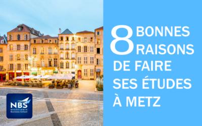 8 bonnes raisons de faire ses études à Metz