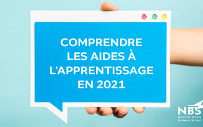 aides à l'apprentissage 2021